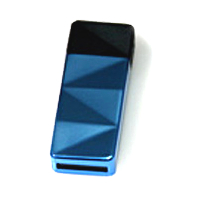 Usb kľúč  4GB - A-DATA N702 4GB Flash Drive blue