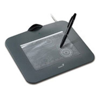 MP3 prehrávač do 5GB - GENIUS Tablet G-Pen 450 5x4