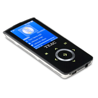 MP3 prehrávač do 10GB - TEAC MP3 player MP470 8GB Black